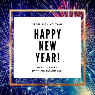 🎉Happy New Year! 🎉 Cheers to a safe, happy, and healthy 2021!🥂🎉